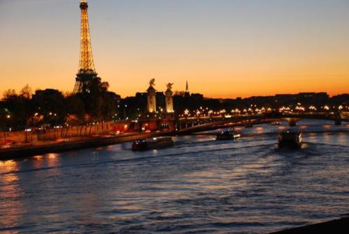 Seine seraine (Paris)