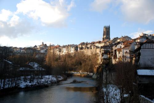Vieille ville de Fribourg